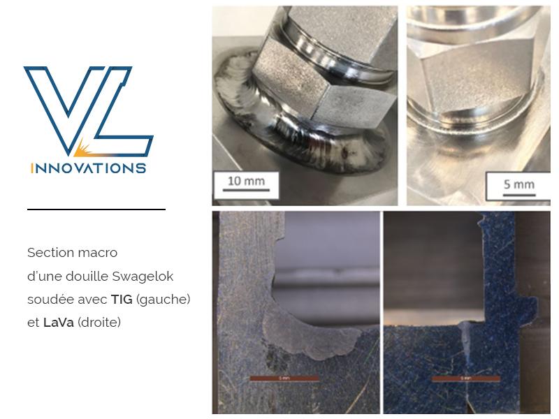 Soudure-laser-sous-vide-Douille-Swagelok