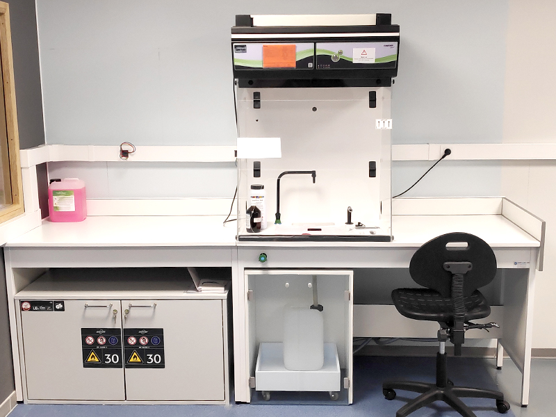 Soudage Laser, VL Innovations, Controle, Attaques Chimiques
