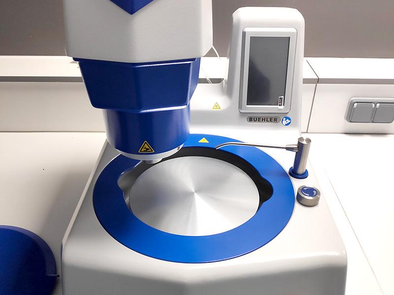 Soudage Laser, VL Innovations, Contrôle Polisseuse