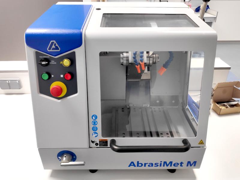 Soudage Laser, VL Innovations, Contrôle Tronconneuse