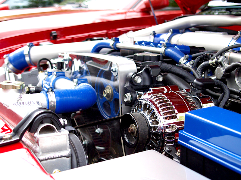 Soudure laser, Domaine Automobile